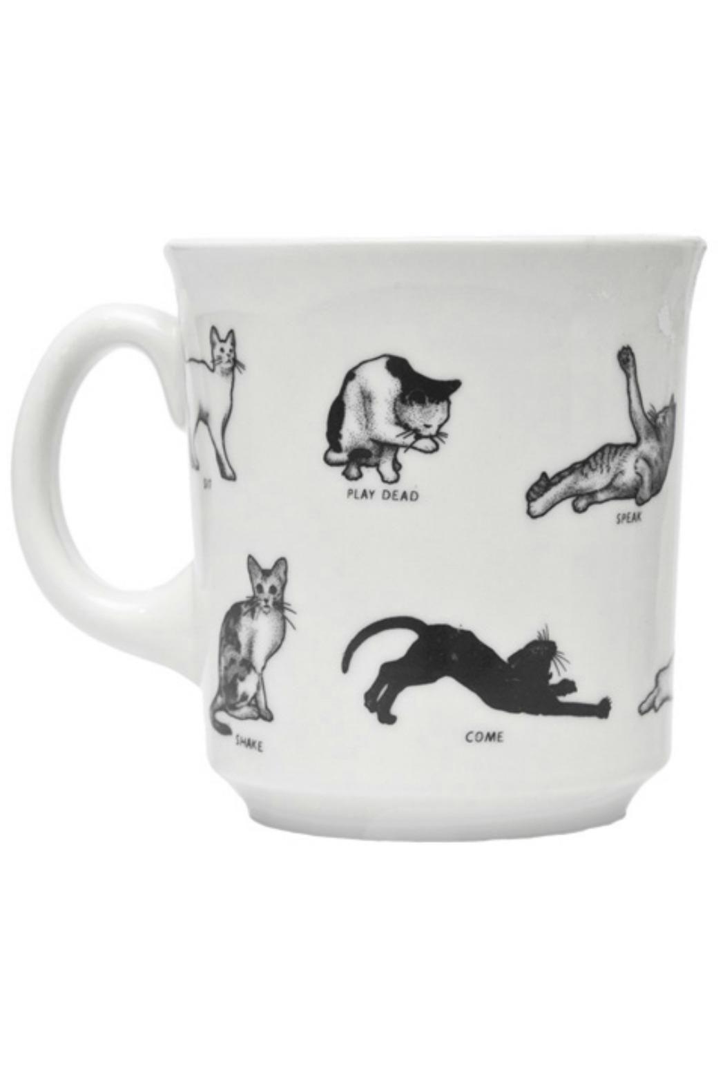 Budd Finn Command Cats Mug Cat Mug Mugs Cat Lovers