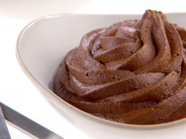 Mousse de Chocolate Marroquina - Food Network