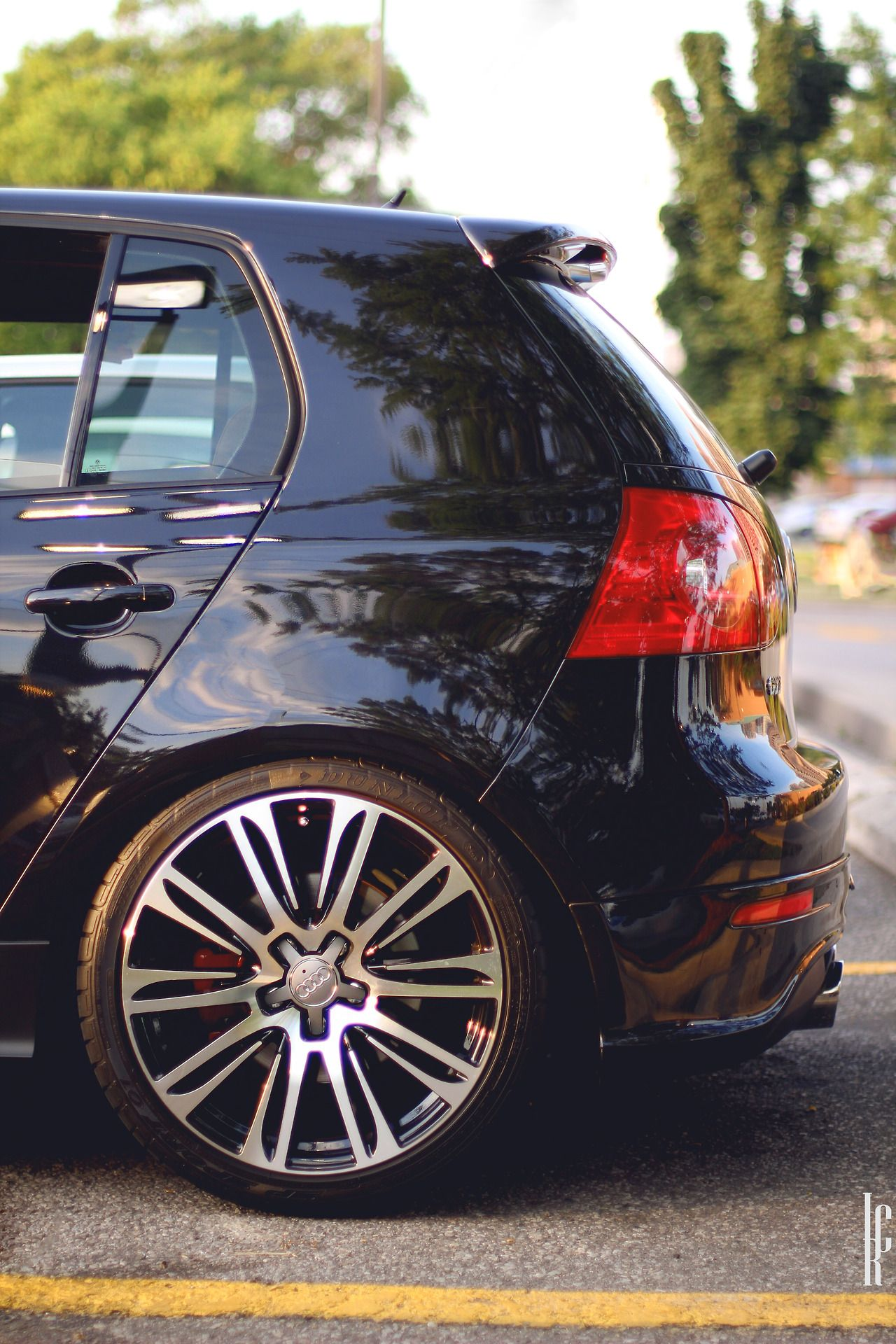 Golf Gti On Audi A7 Rims Audi Santamonicaaudi Www