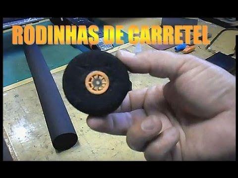 c670bdaaa FAZENDO RODINHAS DETALHES DA MAQUININHA - YouTube