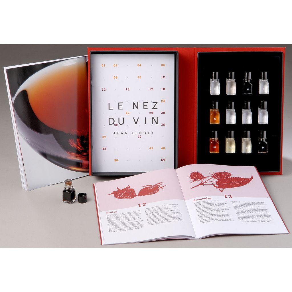 Le Nez Du Vin 12 Aroma Reds Kit Vinos Aromas Cata De Vinos