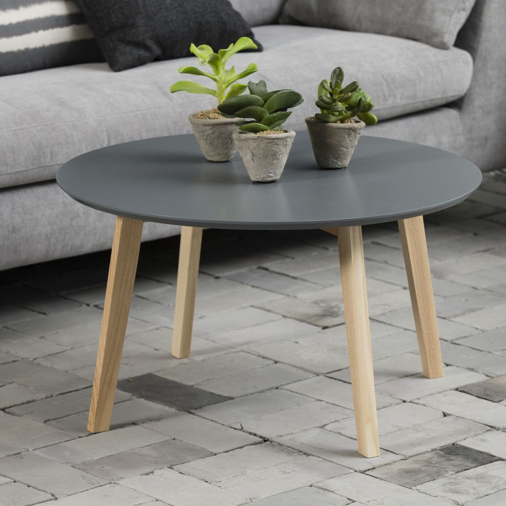 Sedy Konferencni Stolek Actona Molina 50 Cm Coffee Table Table Table Furniture