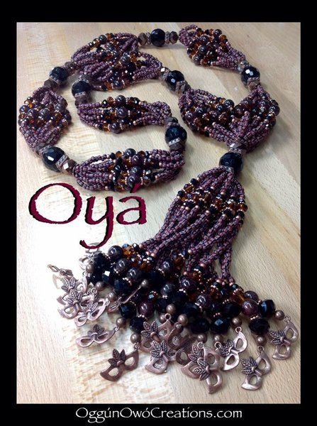 Mazo de Oya