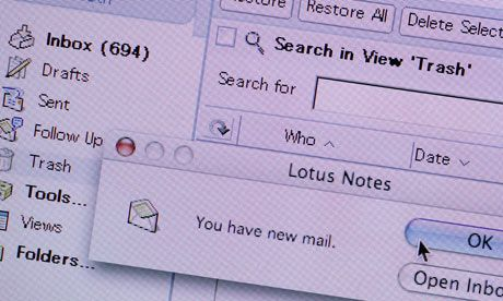What's the carbon footprint of email? Carbon