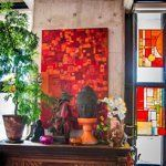 Karen's Color Explosion — House Tour | Apartment Therapy