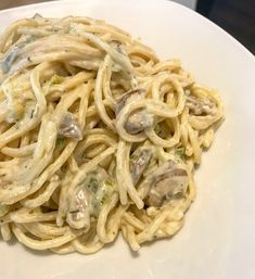 Photo of Mushroom spaghetti by Nadisha | Chef