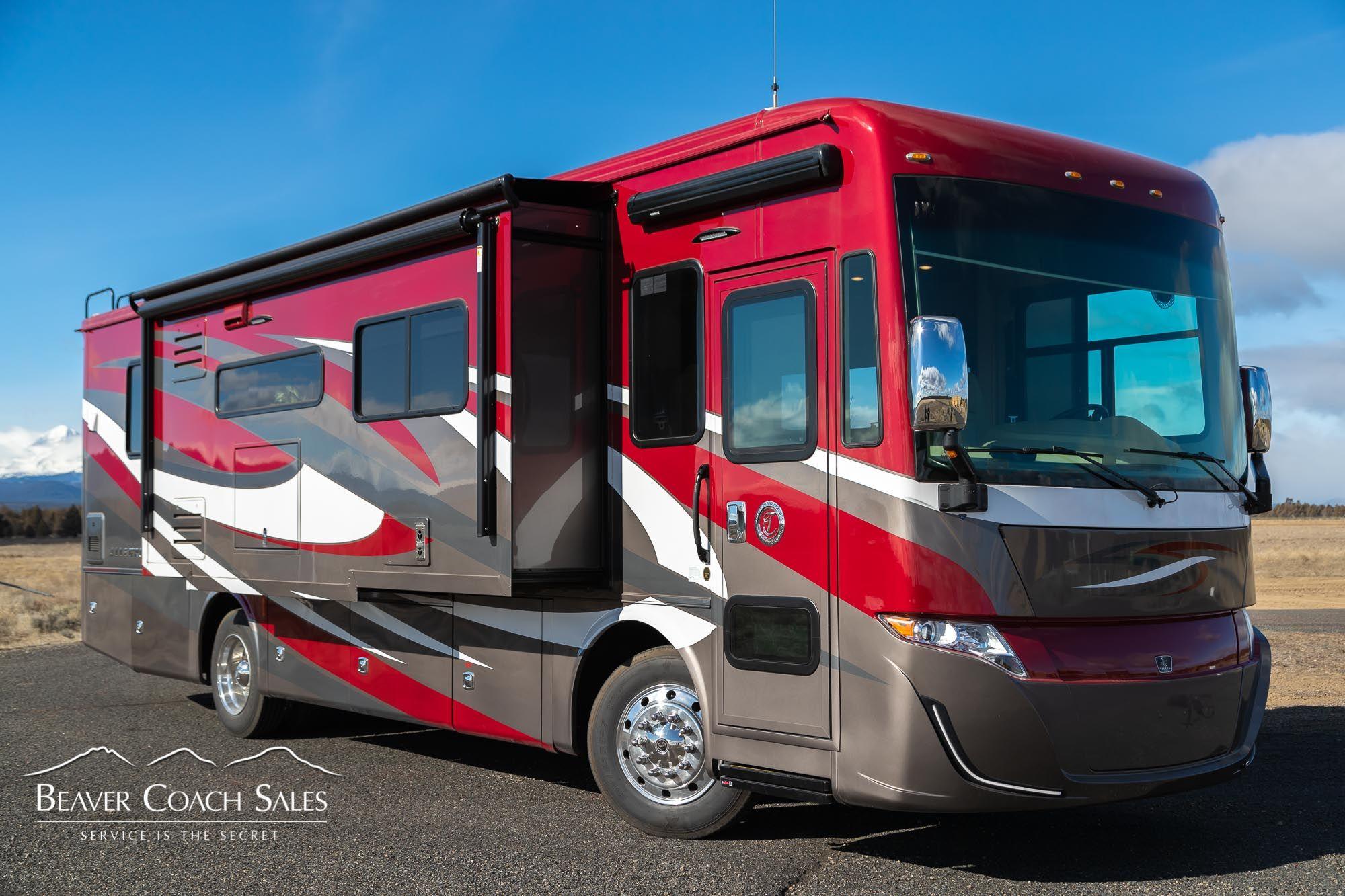 New In Inventory 2020 Tiffin Motorhomes Allegro Red 340 33 Al In