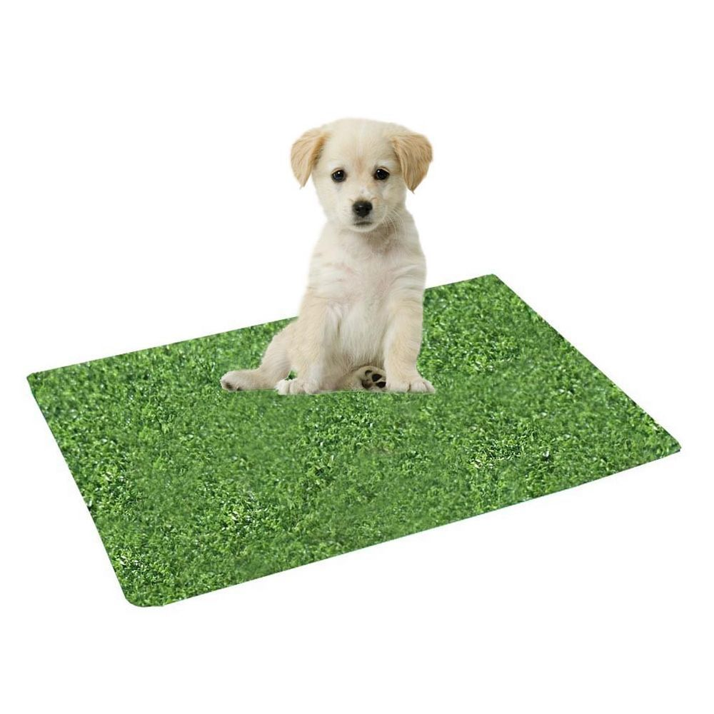 Artificial Grass Turf Training Pad Replacement For Pet Potty
