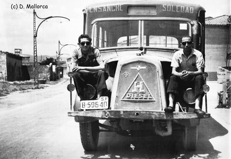 Mallorca años 60