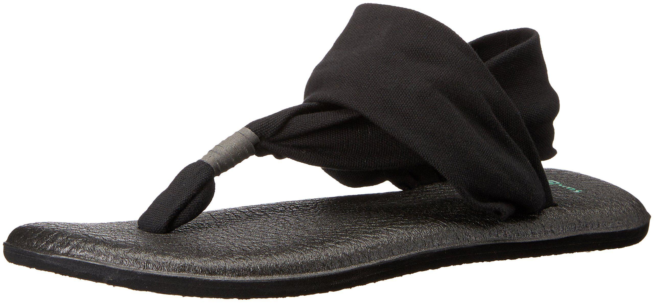 Wide Foot Tammie, Sandales Bout Ouvert Femme, Noir (Black 1), 37 EUNew Look