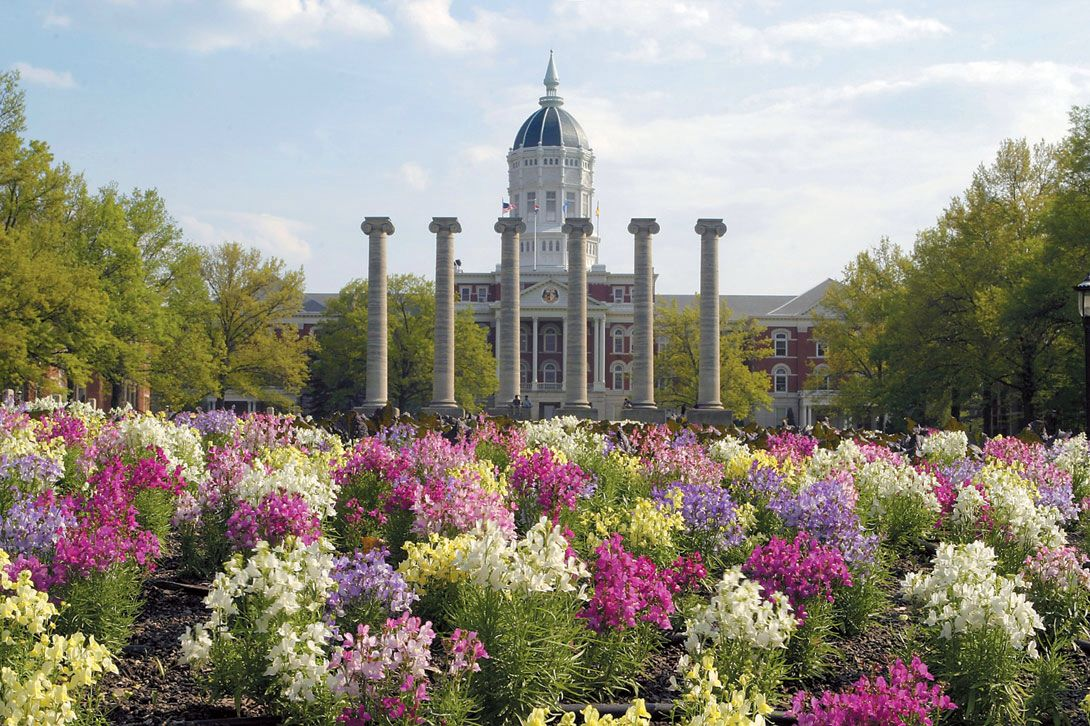 I can't wait for Spring at University of Missouri