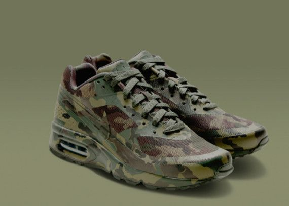 """Nike Air Max """"Camo"""" Collection FW 2013 