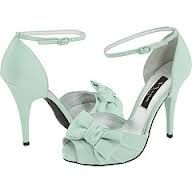 mint wedding shoes | Green weddings | Pinterest | Mint wedding shoes ...