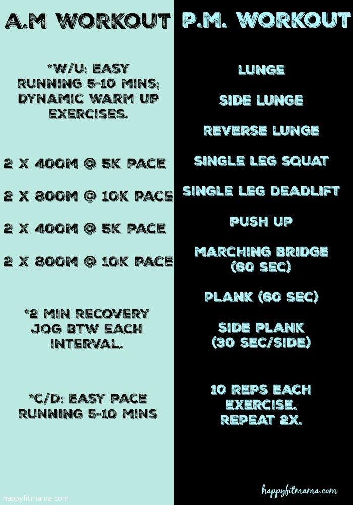Advanced Treadmill Workout