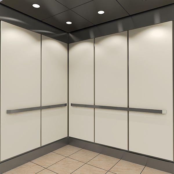 Zenith Cab Elevator Interior Door Protection Wall Panels