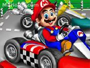 Mario Kart Parking Flash Game A Kart Parking Game Featuring Mario Where The Player Must Prove His Potential By Comple Mario Games Mario Kart Games Mario Kart