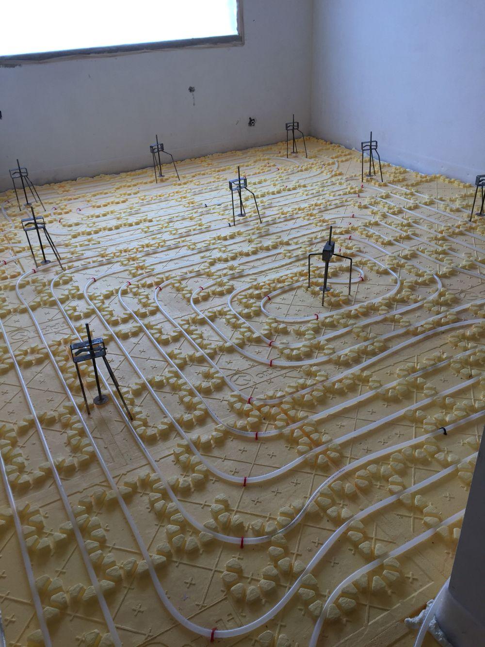 Suelo radiante niveladores para anhidrita suelos Niveladores para muebles