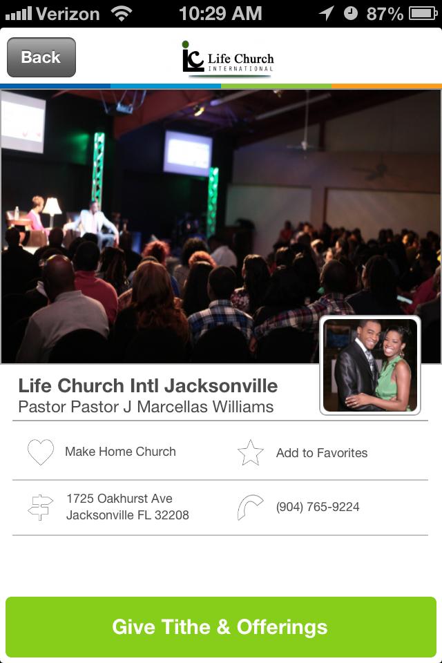 apps jacksonville fl