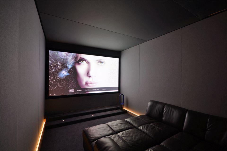 47++ Home cinema en appartement inspirations