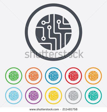 circuit board logo - Google zoeken | steve jobs | Pinterest | Logo ...