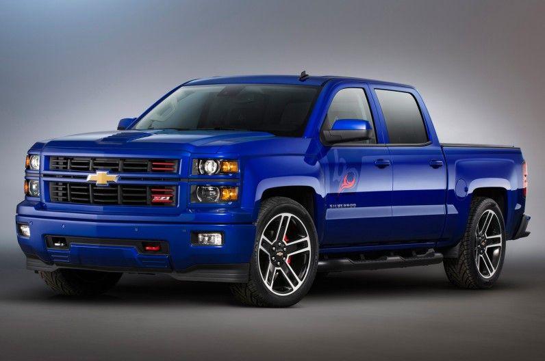 2017 Silverado Sema Chevrolet Ss Truck Trucks