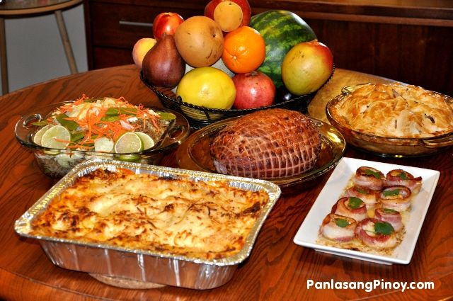 here are our recommended filipino christmas recipes for noche buena