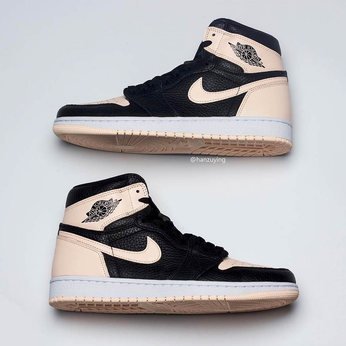 082590c1c325 Detailed Look At The Air Jordan 1 Retro High OG Crimson Tint