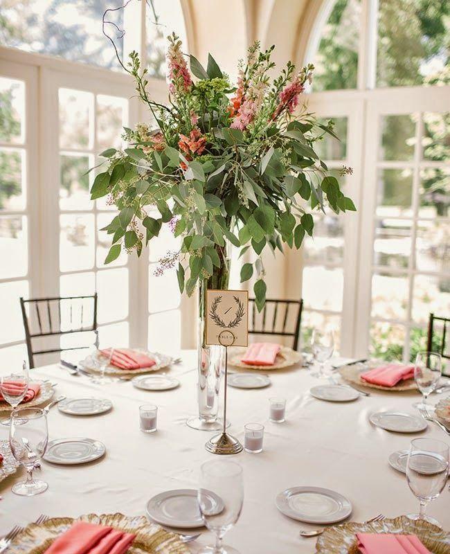 Ideas de decoración para bodas Inspiración e ideas para la