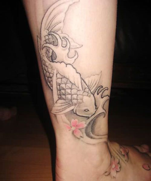 88a103343 Best Fish Tattoo Designs - Our Top 10 | Koi Tattoo | Carp tattoo ...