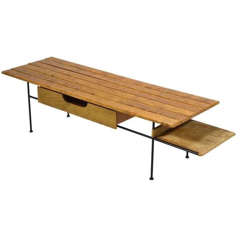 Best Arthur Umanoff Coffee Table Or Bench In 2019 Coffee 400 x 300