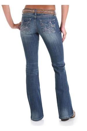 76814ccc89e Rock 47™ by Wrangler Star Clusters Jean | My Western Wear Dream List ...
