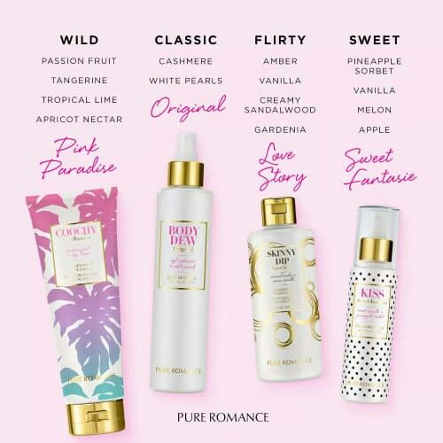 Pure Romance Bath Products Beauty Products Coochy Shabe Cream