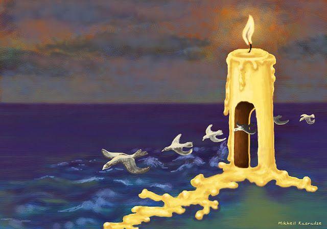 Surrealismo e arte Visionary