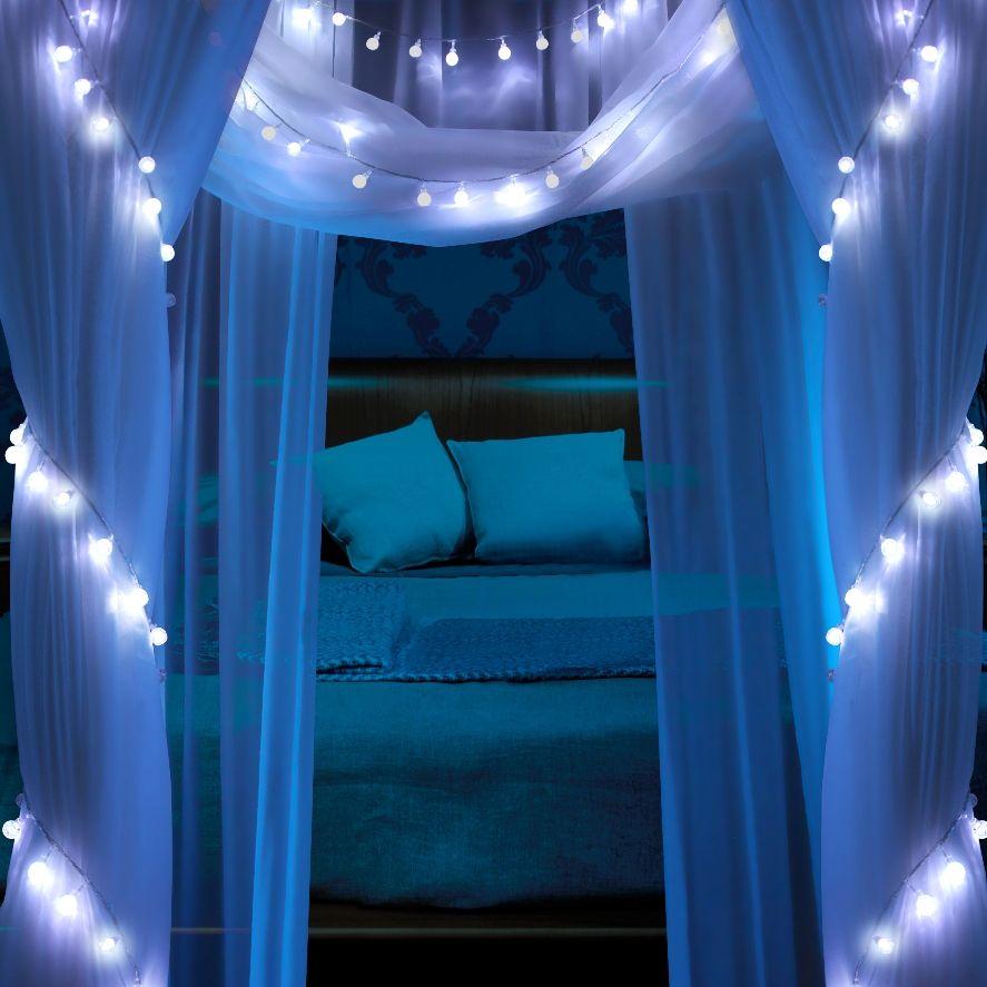 DIY Lighting With FBL String Lights
