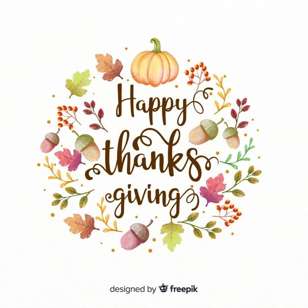 Download Lovely Thanksgiving Day Composition For Free In 2020 Bohemian Style Bedrooms Vector Free Email Template Design