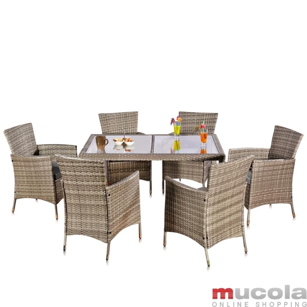 Real Gartenmobel Rattan In 2021 Gartenmobel Lounge Set Lounge Rattan Dekor