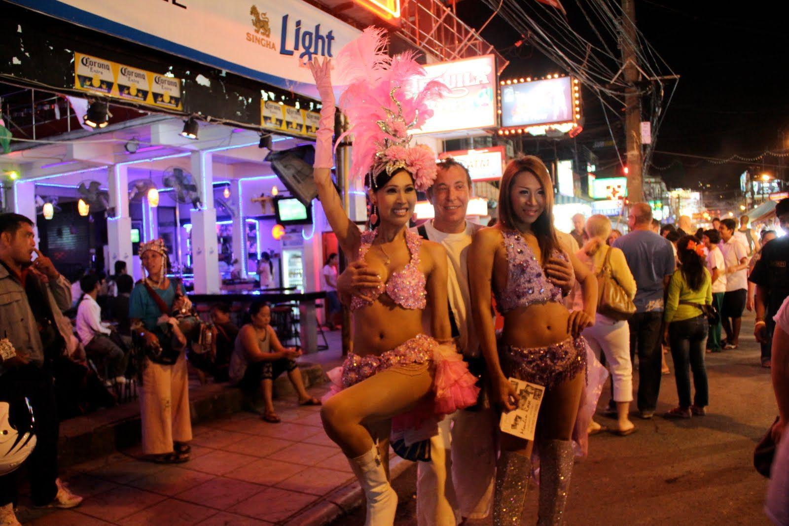 Забавы с тайским мужчиной