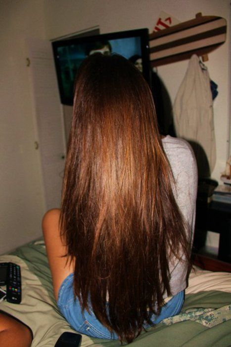 Pin By Ali Johnson On Long Hair Hip Length Hair Hair Lengths Waist Length Hair