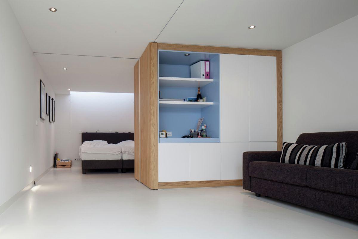 Ein schwimmendes Haus in Amsterdam Angebote mit