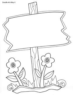 name coloring pages Name plate coloring templates   oh so creative! | Ccd | Coloring  name coloring pages