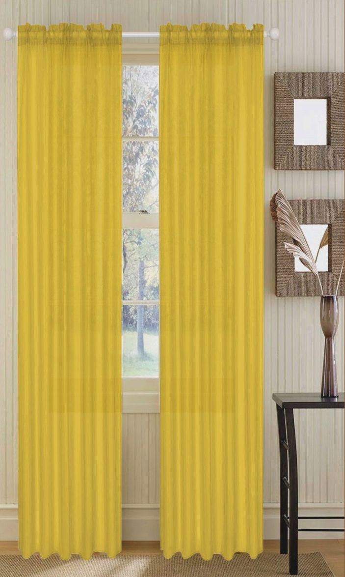 Take A Look At This Bright Yellow Chevron Blackout Curtain Panel Set Of Two Today Panel Curtains Curtains Yellow Curtains