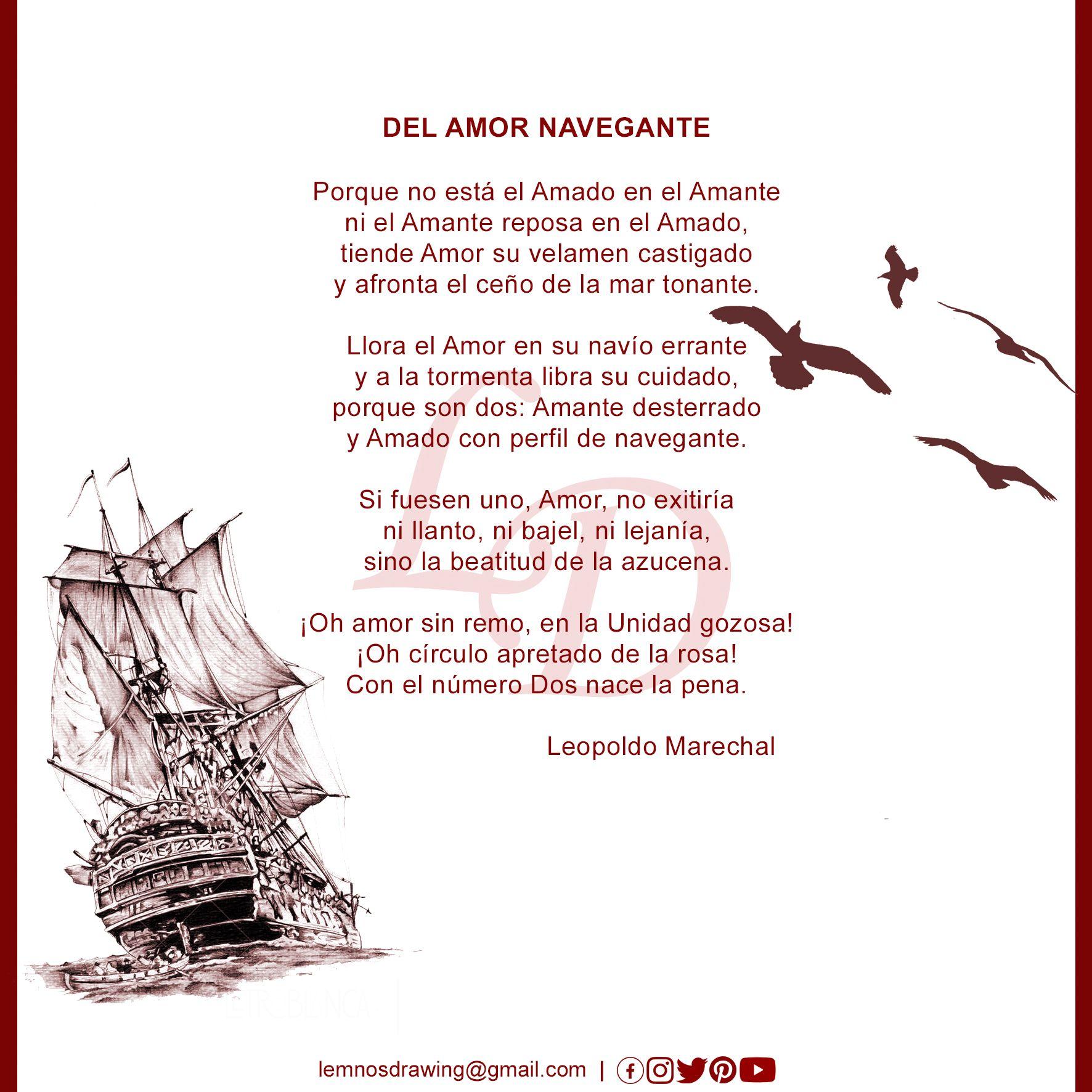 Leopoldo Marechal Poesía Leopoldo Marechal Poemas