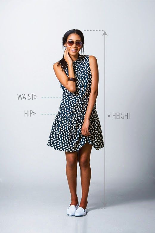 Pattern Runway: How to alter the height of the dropped waist dress ...