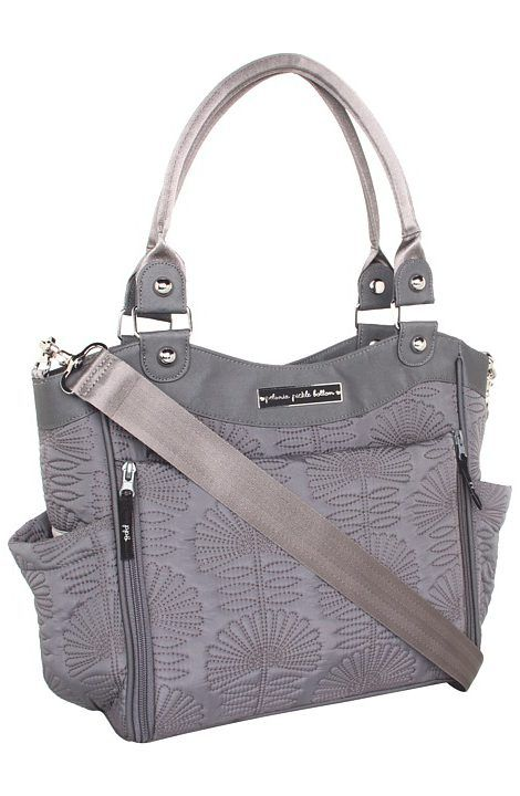 petunia pickle bottom Embossed City Carryall (Champs-Elysees Stop) Diaper  Bags - petunia 8c541fcf625a2