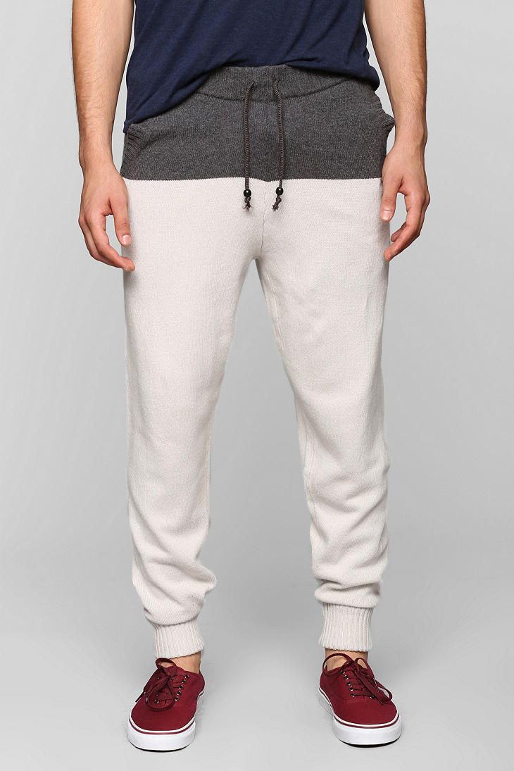 Men's Bentley French Terry Cotton Jogger Pants
