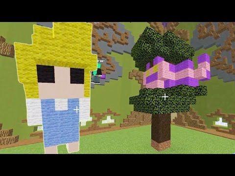 Minecraft Team Build Battle Alice In Wonderland Gamer Chad