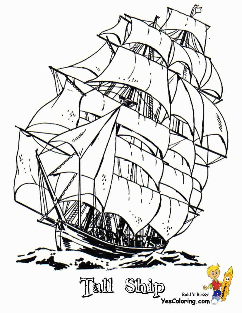 Printable Boat Coloring Pages Free Coloring Sheets Coloring Pages Boat Black Pearl Ship [ 1036 x 800 Pixel ]