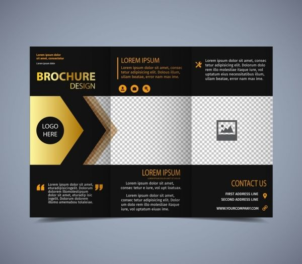 Hasil Gambar Untuk Brochure Template Vector Free Download - Brochures templates free download