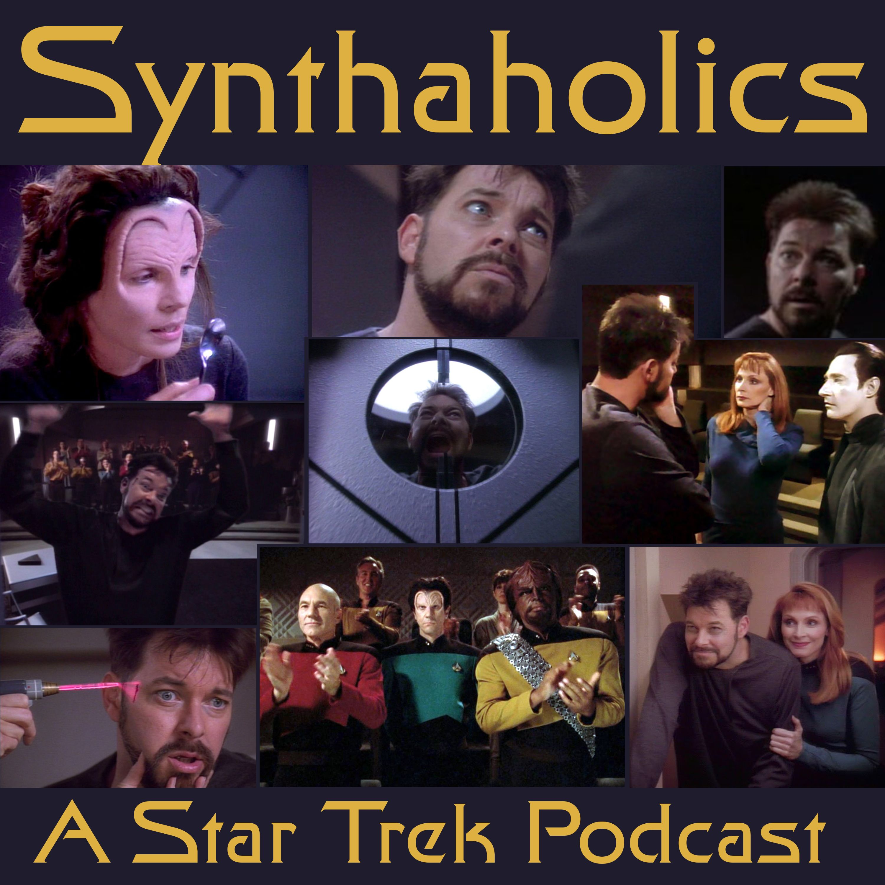 Episode 26: Frame of Mind Remember that time we thought Riker was ...