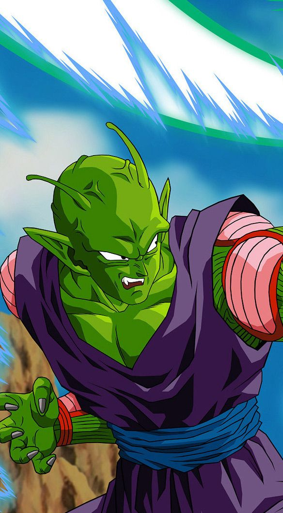 Dragon Ball Z Hd Widescreen Wallpapers Dragon Ball Z Piccolo Versus Android 17 Wallpaper Http Www Fabuloussavers Dragon Ball Dragon Ball Z Dragon Ball Art